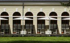 Parasole ogrodowe Milano Braccio
