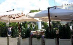 Parasole ogrodowe Palladio Braccio