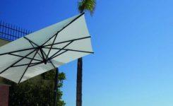 Parasol ogrodowy Ischia już w 55. kolorach do wyboru!